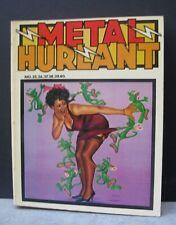 Métal Hurlant Reliure éditeur 9 Ed. Les Humanoïdes Associés 1978 TBE