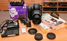 NIKON D7000 AND ACCESSORIES FOR SALE