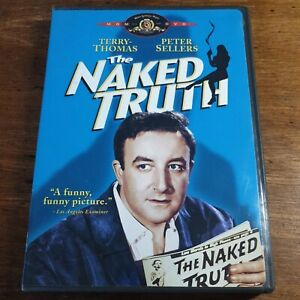 The Naked Truth DVD (Region 1 USA CANADA) Peter Sellers