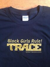 Trace Magazine Black Girls Rule T-Shirt (Men Size XL) Lady Enyce 90's Black Gold