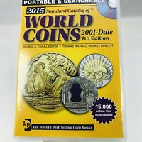 2015 Standard Catalog of World Coins 2001-Date 9th Edition DVID