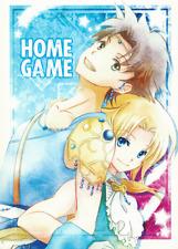 Dissidia Final Fantasy 9 5 Ix V Doujinshi Comic Bartz x Zidane Home Game Bl