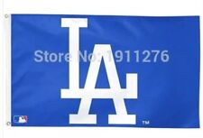 Los Angeles Dodgers LA 3x5 Ft Flag Baseball New In Packaging Kershaw Puig Seager