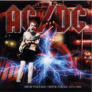AC/DC - High Voltage Rock N Roll 10 x CD BOXSET - BRAND NEW & SEALED