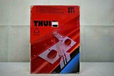 Thule Car Rack Fit Kit 011 Chr 87 Sundance Dai 90 Charade Ddg 89 Spirit Charity!