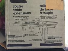 Sears Craftsman Router Table Extensions 970712,970713,970717,970722