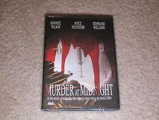 BRAND NEW Murder At Midnight DVD 1994 Horror Donnice Wilson Joyce Sylvester 2004