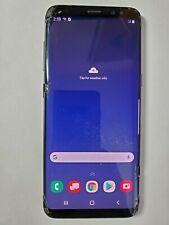 New listing Samsung Galaxy S8 Sm-G950U 64Gb - Black (Verizon+Gsm Unlocked) Smartphone