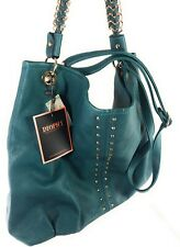 NWT Diophy  Los Angelus Tote Hand Carry Handle/Cross Body Strap Gold Hardware