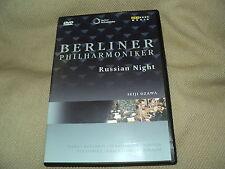 "DVD ""BERLINER PHILHARMONIKER - RUSSIAN NIGHT"" Berlin 1993"