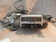 Vintage 1964 1/2 Ford Mustang Car Radio with Box