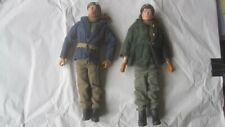 Vintage Palitoy  Action Man , pair of figures