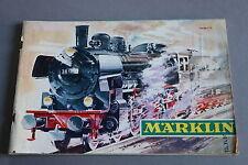 X229 MARKLIN Train catalogue 1967 1968 74 pages 26,8*17,5 cm F