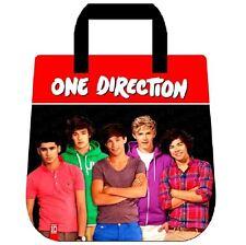One Direction 1D MEDIO TRACOLLA BORSETTA SCUOLA università UNI PALESTRA BORSA