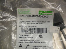 MURR ELEKTRONIK   7000-41821-2260000 Sealed Bag