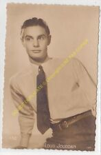 RPPC Star Louis Jourdan Photo Star Edit Chantal O. P.137