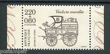 FRANCE 1988, timbre 2526, JOURNEE DU TIMBRE, VOITURE MONTEE, neuf**