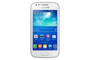 Samsung Galaxy Ace 3 GT-S7270 - 4GB - Pure White (Unlocked) Smartphone