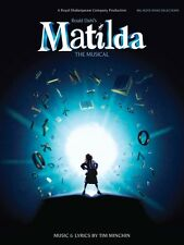 Matilda The Musical Sheet Music Big Note Vocal Selections Book NEW 014042811