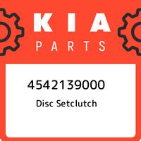 Genuine Hyundai 45525-3B000 Clutch Disc Set