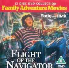 FLIGHT OF THE NAVIGATOR (1985) - PROMO DVD / JOEY CRAMER - 85 mins