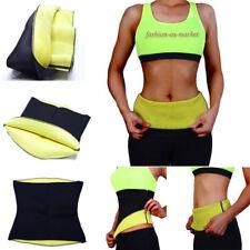 US Women Waist Trainer Corset For Weight Loss Neopren Shaper With Zipper Vest EM