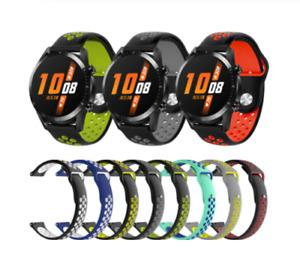 Ersatz-Sportarmbanduhr für Huawei Watch GT 2 46mm Armband