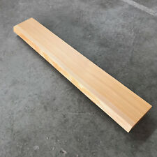 Fensterbank Lärche Sibirische Massiv Holz mit Baumkante Fensterbrett Brett Bohle