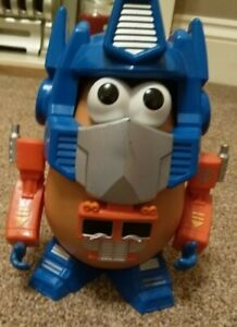 Playskool Transformers Optimus Prime Mr Potato Head (Optimash Prime)lockdown toy