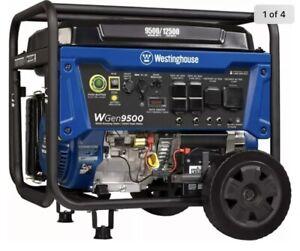 Westinghouse 12,500-W Portable TRI dual Fuel   propane lp natural gas bbq hose