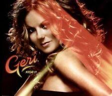 Geri Halliwell RIDE IT/it 's raining men (2004) [Maxi-CD]