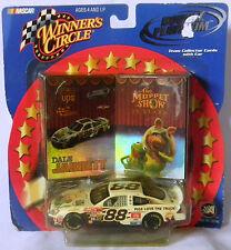 Winner's Circle NASCAR Dale Jarrett #88 Muppet UPS Diecast 1:43 ©2002