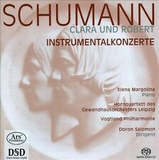 Instrumentalkonzerte, New Music