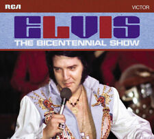 Elvis Collectors 2 CD Set FTD The Bicentennial Show