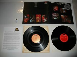 Barclay James Harvest Live Polydor  1st '74 UK EXC Analog ULTRASONIC Clean