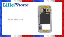 CHASSIS/CONTOUR/BEZEL SAMSUNG GALAXY S6 EDGE G925F BLEU