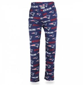 Zubaz NFL Women's New England Patriots Comfy Lounge Pants, Blue