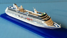 1:1250 scale Oceania REGATTA cruise ship MODEL waterline ocean liner, Scherbak