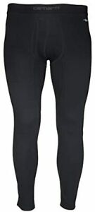 Carhartt Men's Force Midweight Classic Thermal Base Layer Pant Black Large