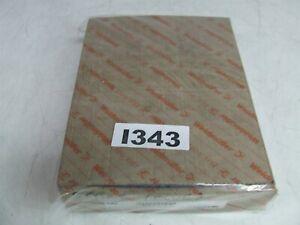 100 x Weidmuller 0380580000 SAK Series, Feed-through terminal 100 pcs box *NEW*
