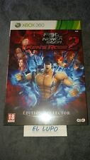KEN'S RAGE 2 FIST OF THE NORTH STAR KEN LE SURVIVANT COLLECTOR XBOX 360 NEUF