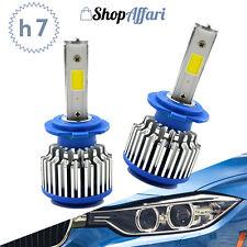 FARO H7 FULL LED CREE LAMPADE 6000K DIGITALE BALLAST XENON BIANCA AUTO MOTO LUCE