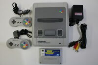 Nintendo Super Famicom Console & Space Invaders SFC SNES Japan Import K1297M