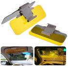 Universal HD UV Anti-Glare Auto Car Flip Down Shield Sun Visor Day Night Vision