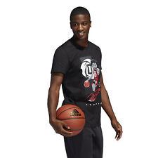 adidas ROSE GU TEE Fitnessshirt Sportshirt Basketballshirt