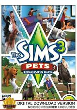 The Sims 3: Pets PC / Mac (Origin Download Key)