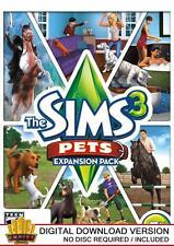 The Sims 3: Pets PC / Mac (Origin Download Key)