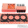 Elring Cylinder Head Gasket 183.583+ Screw Set Seat Arosa VW Lupo Polo 1.0