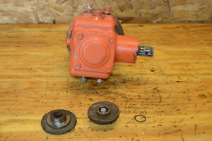 Kubota G1900 60 Inch Mower Deck Gearbox SN 30,000 and Up 76508-99064 RC60-G20