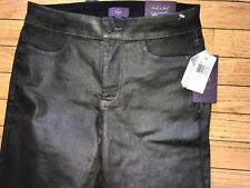 NWT NOT YOUR DAUGHTER'S JEANS LEGGING SKINNY DENIM JEANS SIZE 6P
